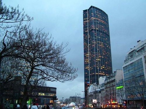 برج مونبارناس Tour Montparnasse