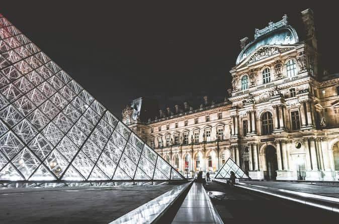 متحف اللوفر Louvre Museum