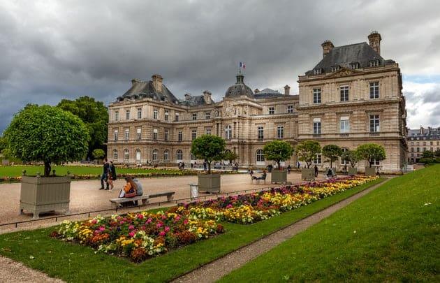 حديقة لوكسمبورج Luxembourg Gardens