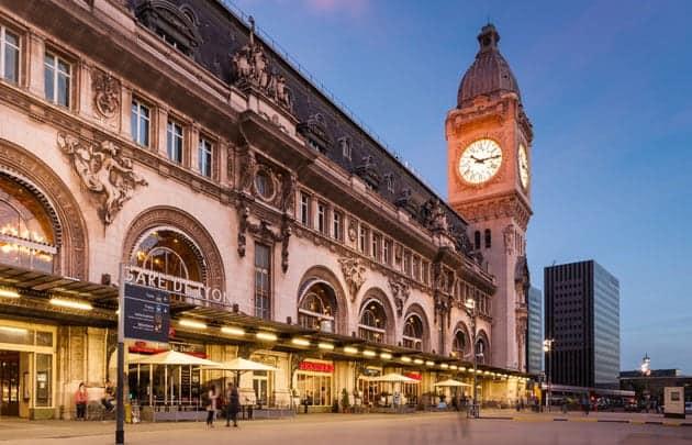 محطة القطارات غار دي ليون Gare de Lyon