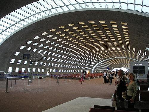 مطار شارل ديغول Charles-de-Gaulle