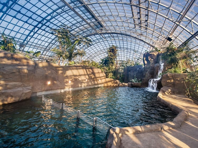 حديقة الحيونات Paris Zoological Park