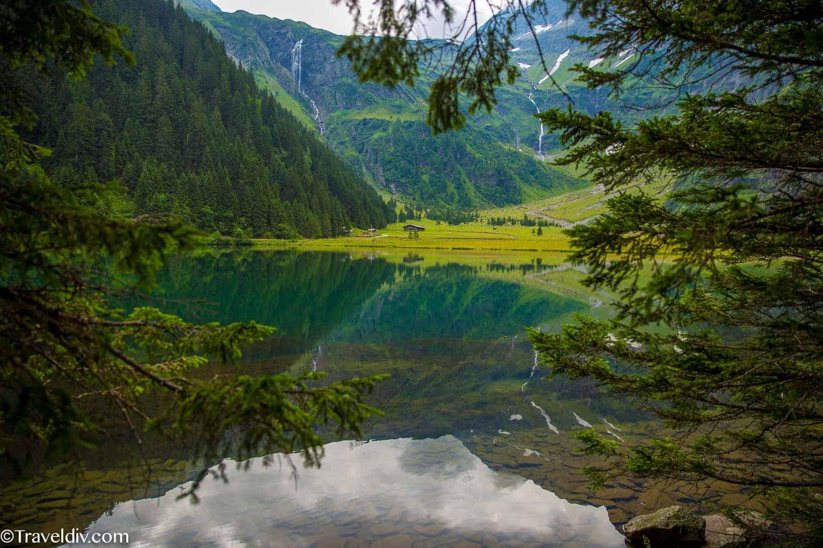 بحيرة هنترسي