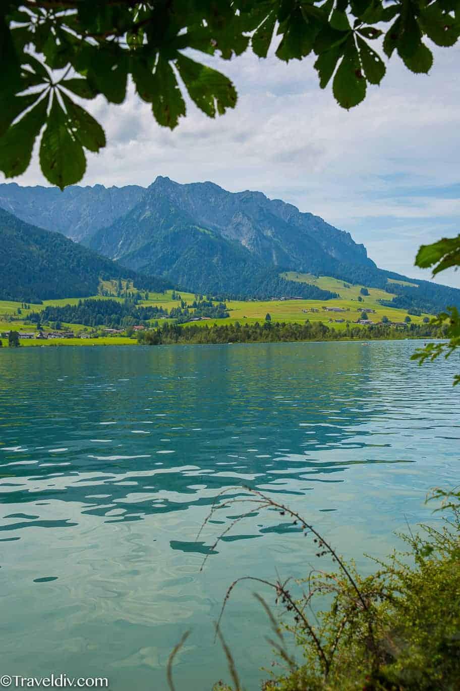 بحيرة والشسي