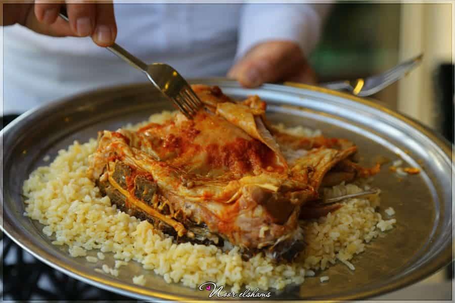 مطعم رجب اوستا recep usta restaurant
