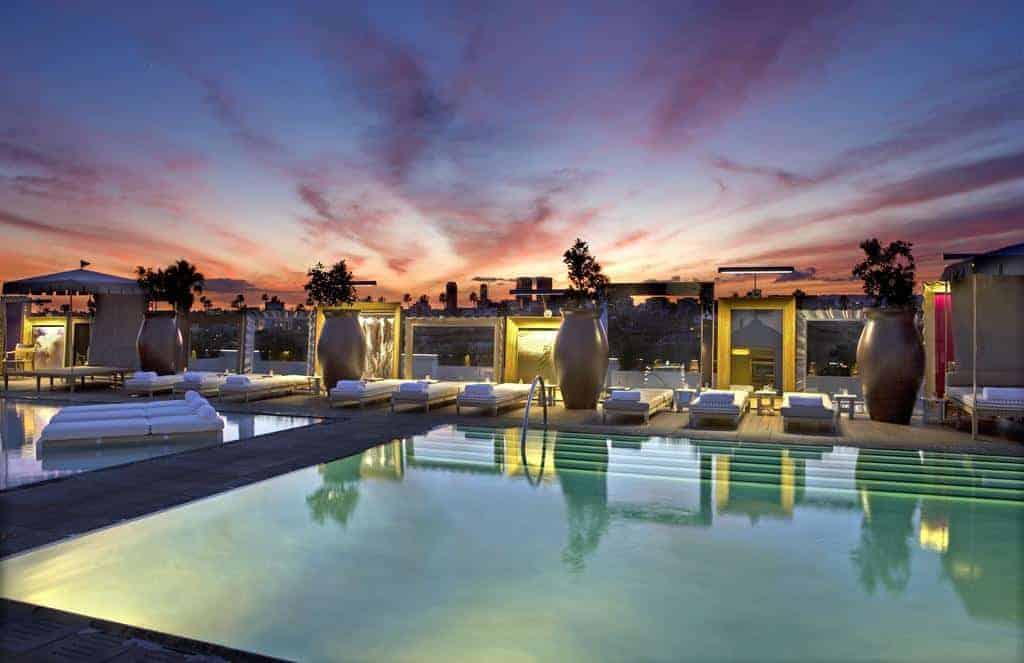1818 افضل فنادق لوس انجلوس مع مجموعة من الشقق المميزة في مناطق امنة للسكن