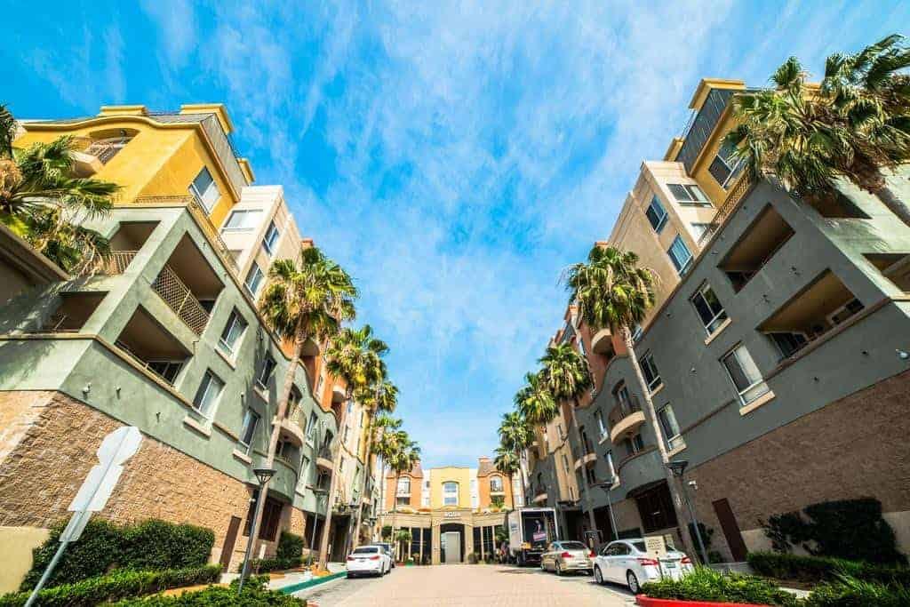 44 افضل فنادق لوس انجلوس مع مجموعة من الشقق المميزة في مناطق امنة للسكن