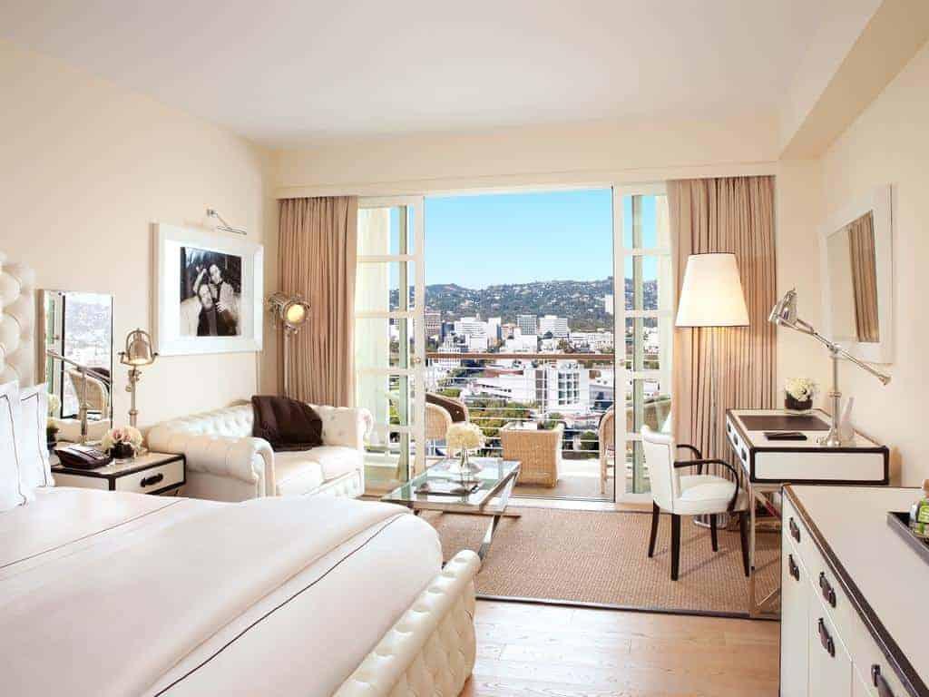 66-1 افضل فنادق لوس انجلوس مع مجموعة من الشقق المميزة في مناطق امنة للسكن