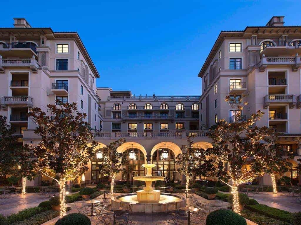 88 افضل فنادق لوس انجلوس مع مجموعة من الشقق المميزة في مناطق امنة للسكن