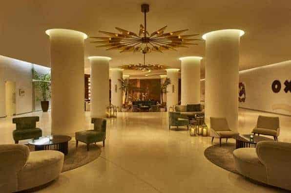 ردهة فندق ناوتيلوس سكستي هوتل