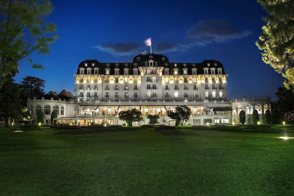 افضل فنادق في انسي الفرنسية , خيار بديل عن السكن في جنيف