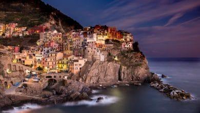 Photo of القرى الخمس سينك تير , قرى ايطالية معلقة بين البحر و السماء .