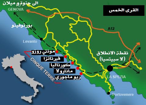 القرى الخمس سينك تير