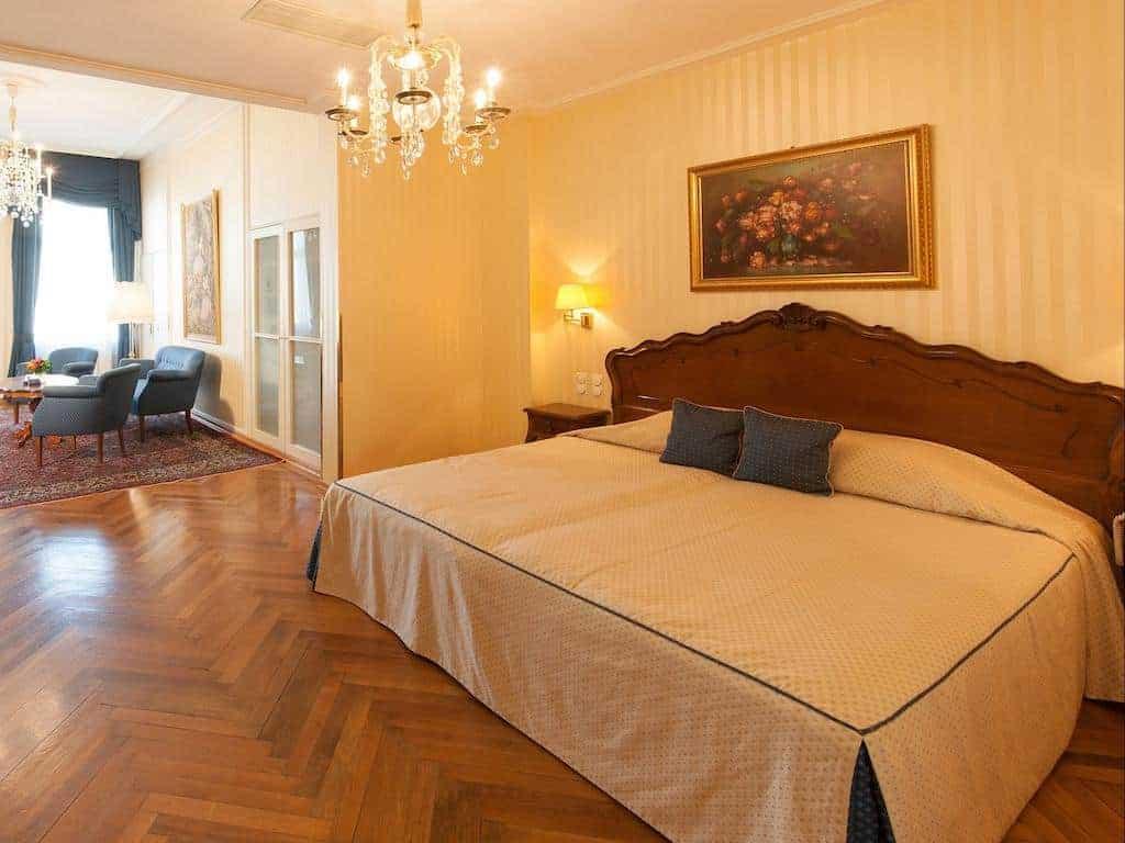 غرفة نوم امباسدور فيينا