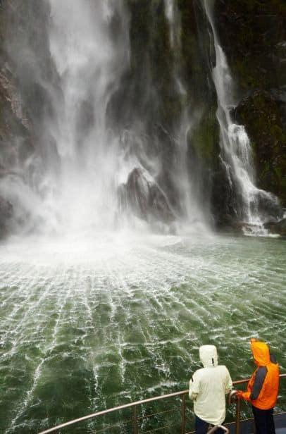 شلالات نيوزلندا