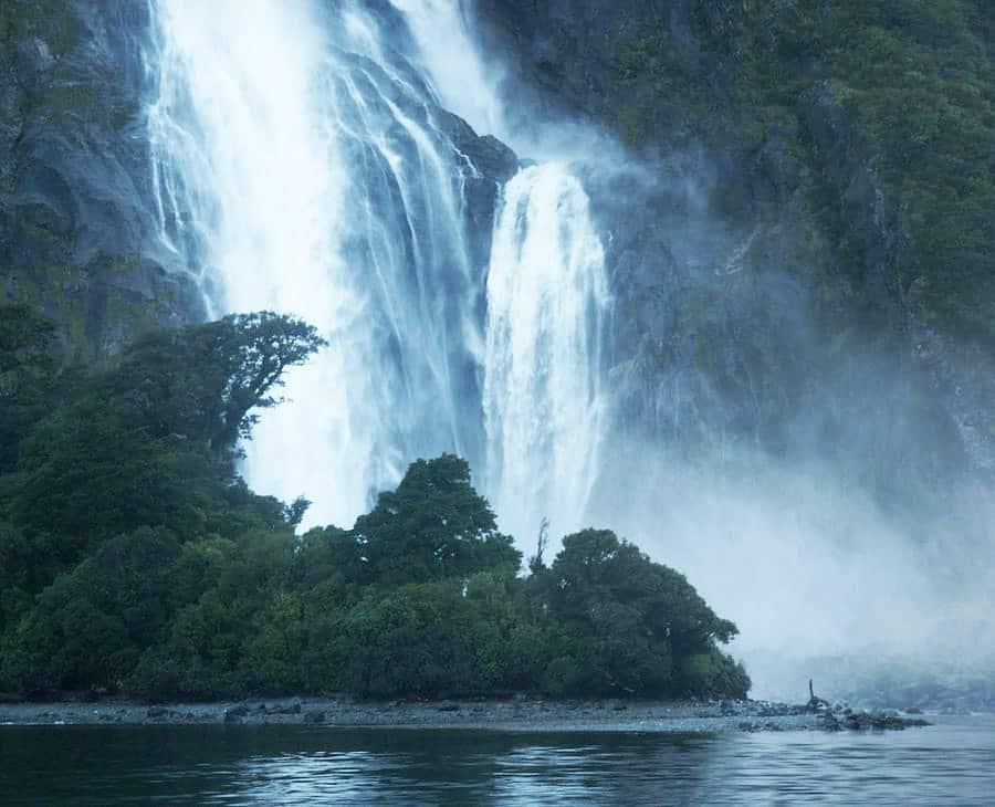 اجمل رحلة في نيوزلندا
