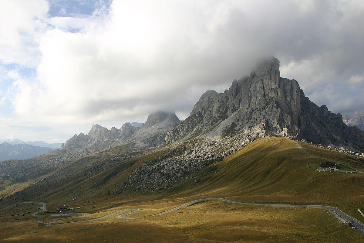 ممر قياو قرب الجبال