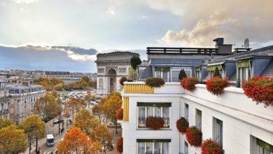 فندق نابليون باريس