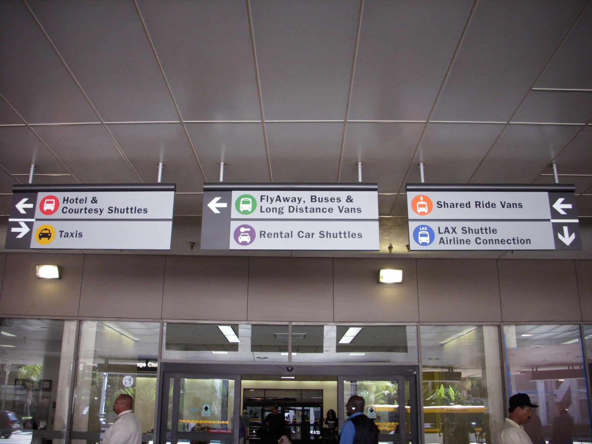 مطار لوس انجلوس