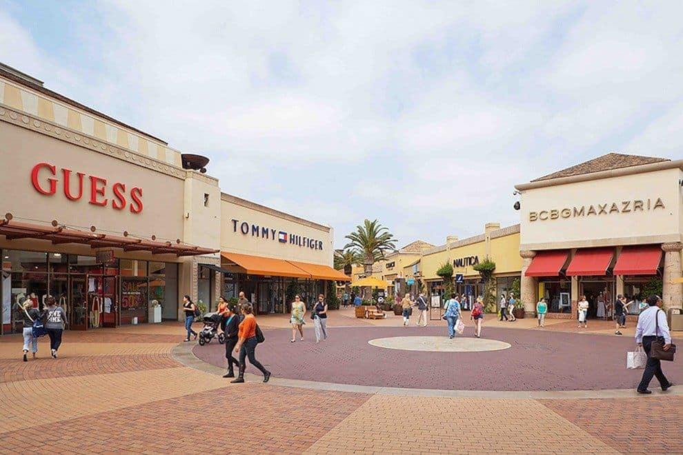 التسوق في لوس انجلوس
