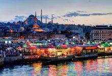 جدول سياحي اسطنبول