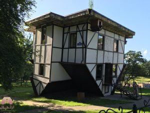البيت المقلوب في كالينغراد