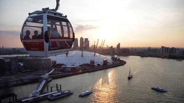 اهم الاماكن السياحية في لندن مع طريقة الوصول لها عبر الاندرقراوند و الاحداثيات