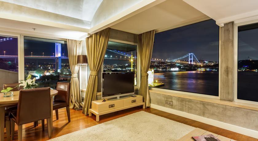 افضل فنادق اسطنبول المطلة على البحر