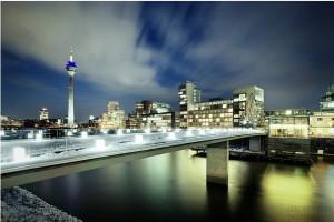 مدينة دوسلدورف الالمانية عاصمة شمال الراين