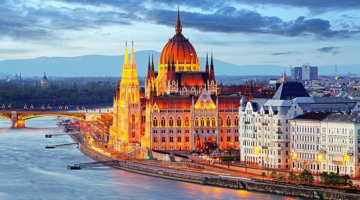 """Photo of احداثيات المجر """"هنغاريا"""" العاصمة بودابست ."""