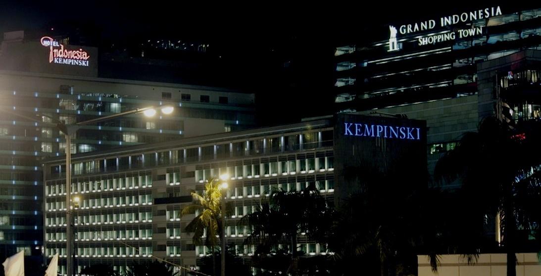 Image result for فندق كمبنسكي جاكرتا