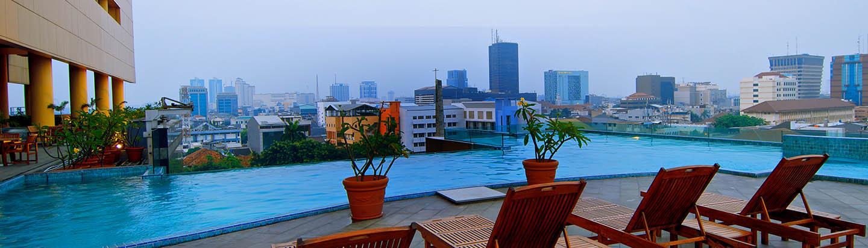 Image result for فندق ميرلين بارك جاكرتا