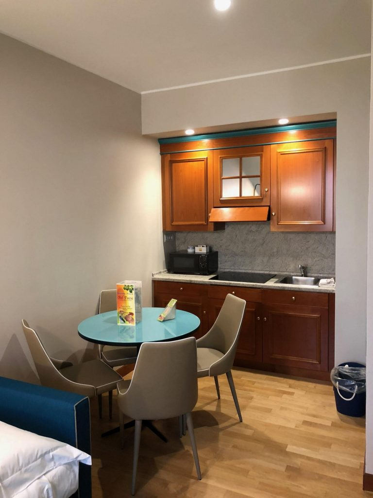 شقة ميلان