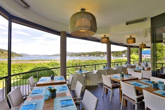 Image result for Aqua Restaurant worthersee