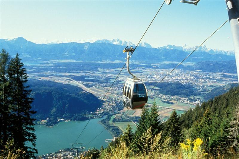 Image result for Wörthersee Mount Gerlitzen cable cars