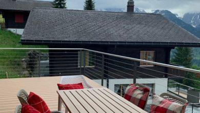 Photo of تجربتي للسكن في شاليه فوق السحاب بقرية لينك السويسرية إطلالة خيال!