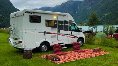 Photo of رحلة الكارافان الى مملكة النرويج عروس شمال الكوكب .