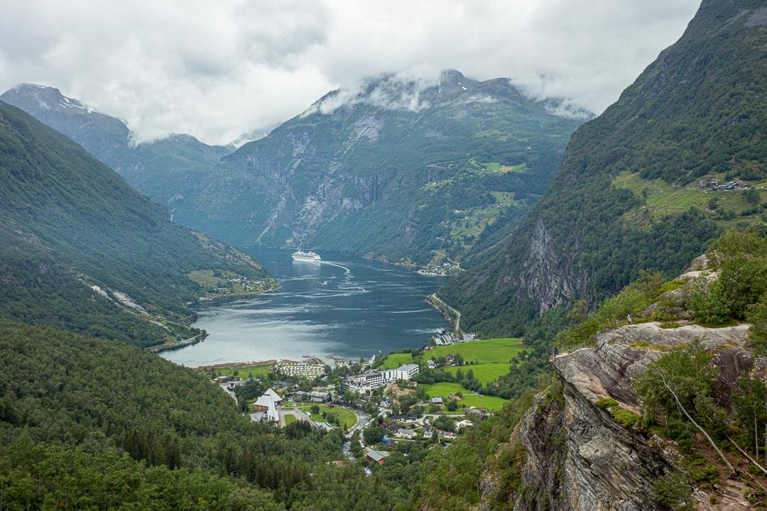 رحلة الكارافان الى مملكة النرويج عروس شمال الكوكب .
