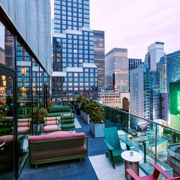 Image result for Hotel citizenM New York Times Square